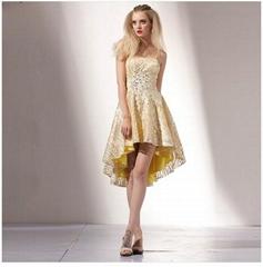禮服連衣裙