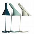 China manufacturer metal table lamp