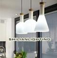 china manufacturer glass pendant