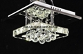 china manufacturer crystal ceiling lamp