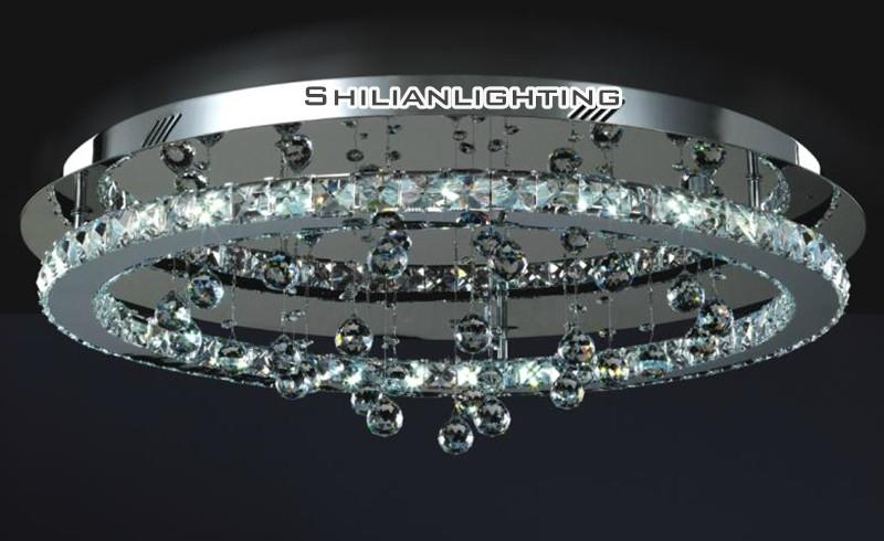 china manufacturer crystal ceiling lamp 4
