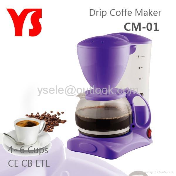 Drip Coffee Maker 4