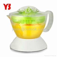 electric citrus juicer with 0.8L capacity