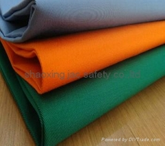 150gsm 100%cotton FR fabric for winter coverall