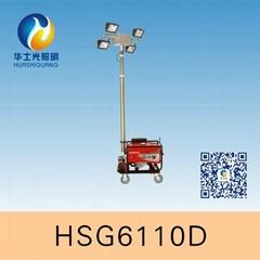 SFW6110D全方位自动泛光工作灯