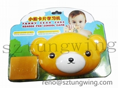 Funny Bear Card Reader