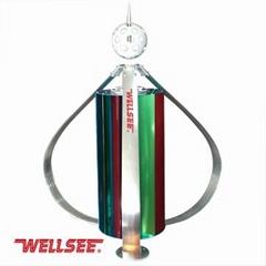 Promotion Wellsee wind turbine (cellular wind turbine) WS-WT400W