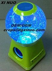 Large water dancing speaker fountain speaker