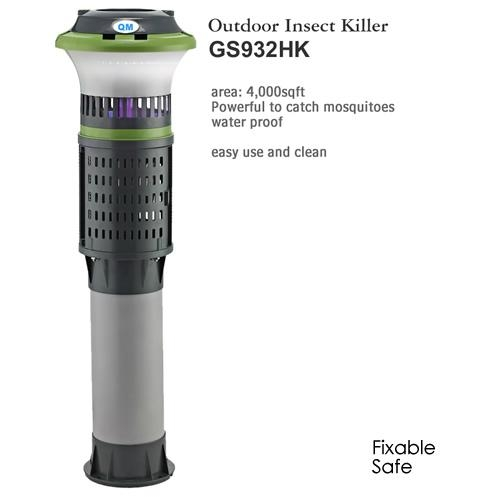 Outdoor Insect Killer - Public use 1