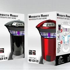 Indoor Mosquito Robot