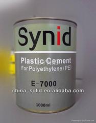 Super plastic adhesive