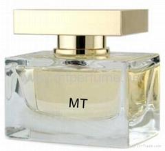 圆形香水瓶