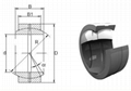 Sell Spherical Plain Bearings