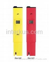 Pocket-sized PH Meter