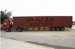 天津到广州危险品物流运输专线