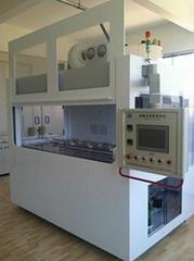 Vertical Quartz Tube Cleaning Machine