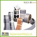custom PVC plastic Tri-fold Clamshell