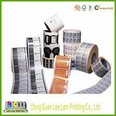 custom PVC plastic Tri-fold Clamshell Blister Packaging