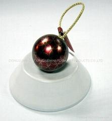 馬口鐵聖誕球