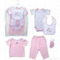 baby clothes set 1