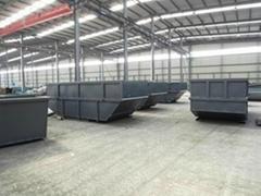 steel waste bin manufacturer rubbish bin