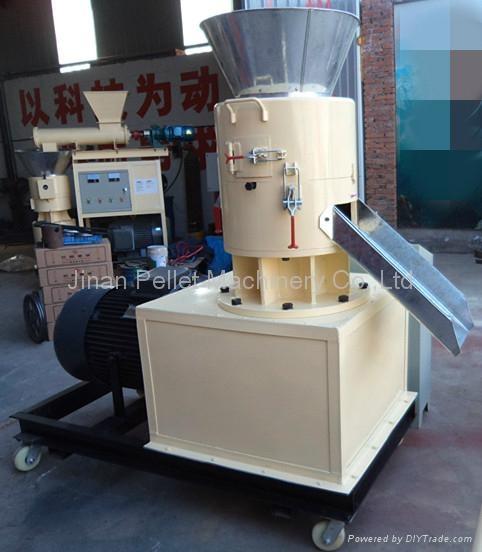 Wood pellet mill 1