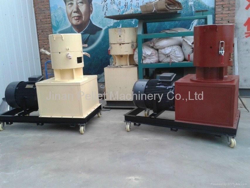 Wood pellet mill 2