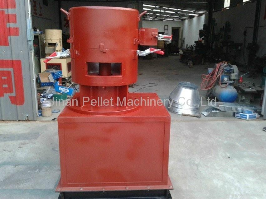 Wood pellet mill 3