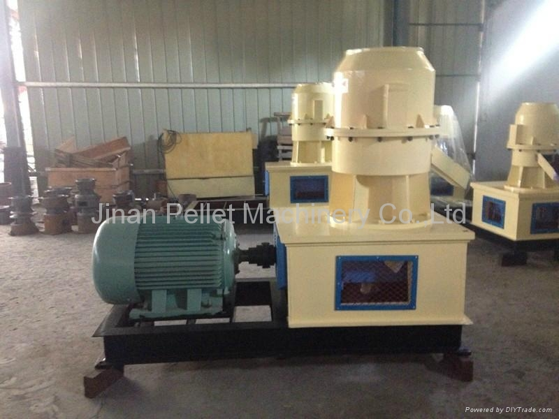 Wood pellet mill 5