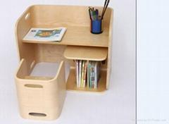 多功能儿童學習桌椅
