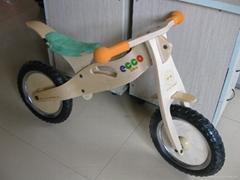 儿童木製平衡車