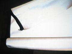 Reflective elastic fabri