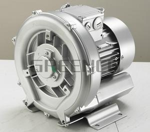Side channel ring blower 1
