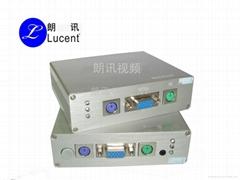 朗訊KVM鍵鼠延長器