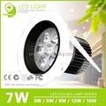 Epistar35 LED Ceiling Lamp with 3W/5W/7W/9W/12W 2