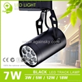 3W Black LED Track Lamp from AgainSky 3