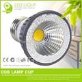E27/GU10/MR16 3W LED COB Lamp Cup 1