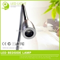 1W High Power LED Bedside Light with Stretch Flexible Metal Tube 1