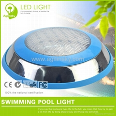 Stainless Steel 12W RGB LED Swimming Pool Light