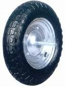 Wheelbarrow Pneumatic Rubber Wheel 14*3.50-8