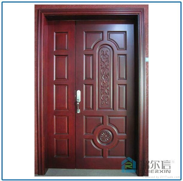 Interior wooden bedroom doors ruierxin china manufacturer composite door door products Interior doors manufacturers