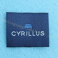 China supplier custom woven labels for clothing 5