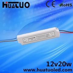 PVC rainproof model 12V 1.6A