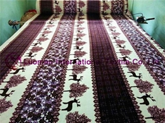 Specialize in flannel fabric manufacture