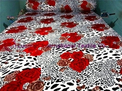 100% Polyester Flannel Fabric Manufacturer