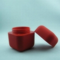 Plastic HDPE jar pot container 50ml
