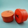 Plastic PP jar pot container 10ml 50ml