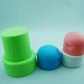 Plastic PP cap lid closure cover 40ml