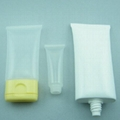 Plastic LLDPE tube pipe for cosmetic