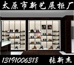山西太原鞋展櫃
